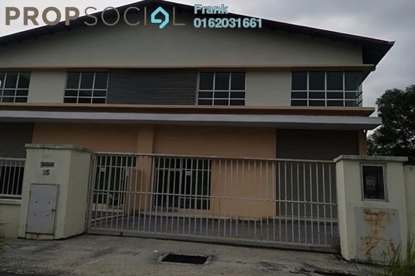 For Rent Factory at Rawang Perdana 1, Rawang Freehold Unfurnished 0R/0B 5.5k