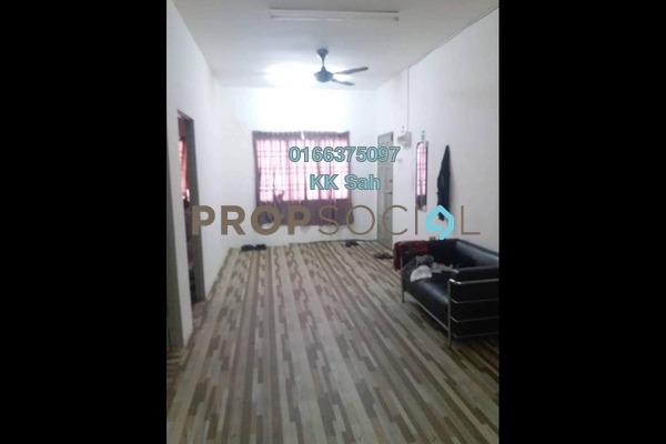 For Rent Apartment at Taman Pendamar Indah 1, Port Klang Freehold Semi Furnished 3R/1B 750translationmissing:en.pricing.unit