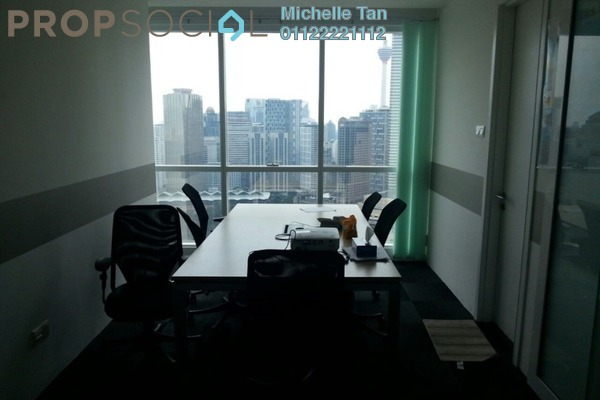 For Sale Serviced Residence at Binjai 8, KLCC Freehold Semi Furnished 3R/2B 2.2m