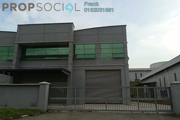 For Sale Factory at Lagenda Industrial Park, Kulai Freehold Unfurnished 0R/0B 3.18m