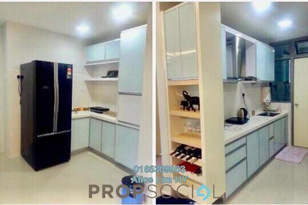 For Sale Condominium at All Seasons Park, Farlim Freehold Fully Furnished 3R/2B 730k