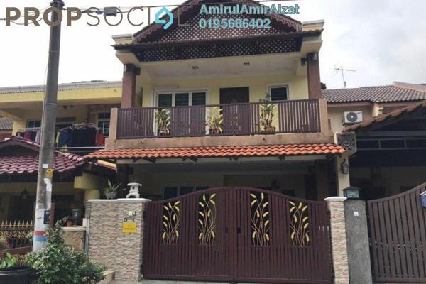 For Sale Semi-Detached at Taman Bukit Indah, Ampang Freehold Semi Furnished 3R/3B 700k