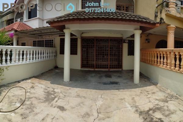 For Rent Terrace at Pandan Perdana, Pandan Indah Freehold Unfurnished 3R/2B 1.5k