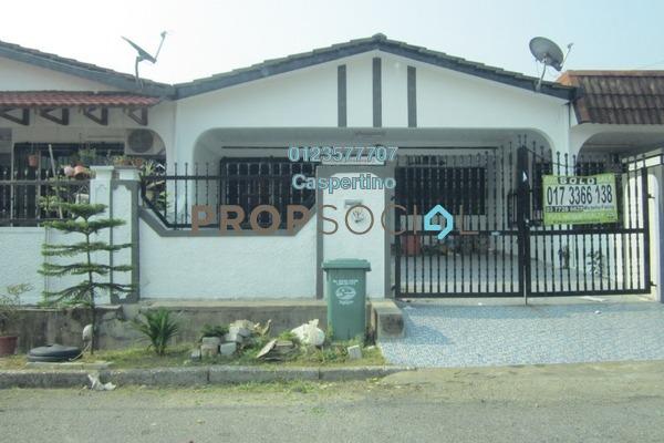 For Sale Terrace at Bandar Baru Sri Petaling, Sri Petaling Freehold Semi Furnished 3R/2B 630k