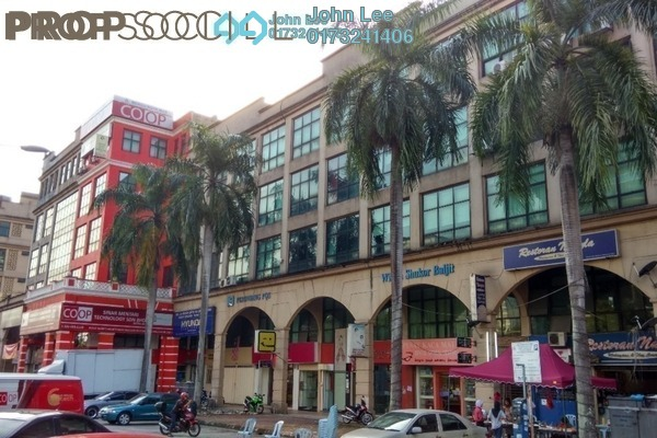 For Rent Shop at Sentul Boulevard, Sentul Freehold Unfurnished 0R/2B 6.8k
