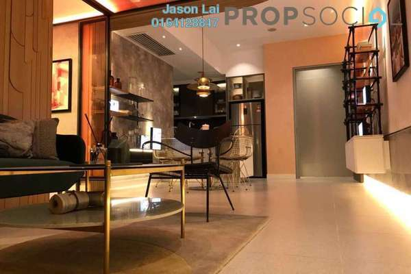 For Sale Condominium at Millerz Square, Old Klang Road Freehold Fully Furnished 2R/2B 730.0千