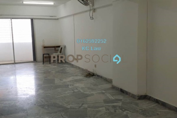 For Rent Condominium at Vantage Point, Desa Petaling Freehold Semi Furnished 4R/2B 1.2k