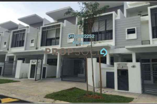 For Sale Condominium at Emerald, Alam Impian Freehold Semi Furnished 4R/6B 899k