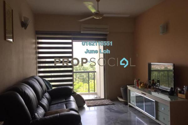 For Sale Apartment at Sri Damansara Court, Bandar Sri Damansara Freehold Fully Furnished 3R/2B 425k