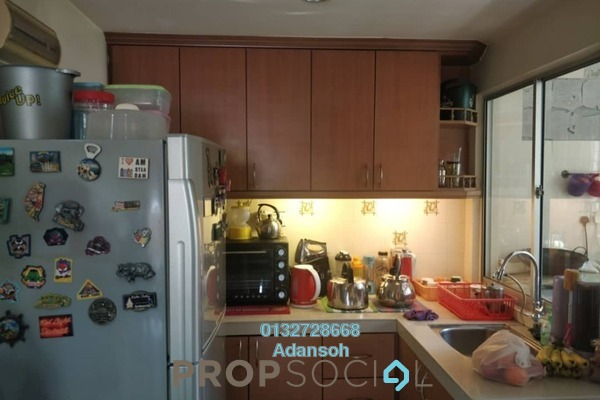 For Sale Apartment at Damansara Sutera, Kepong Freehold Semi Furnished 3R/2B 345k
