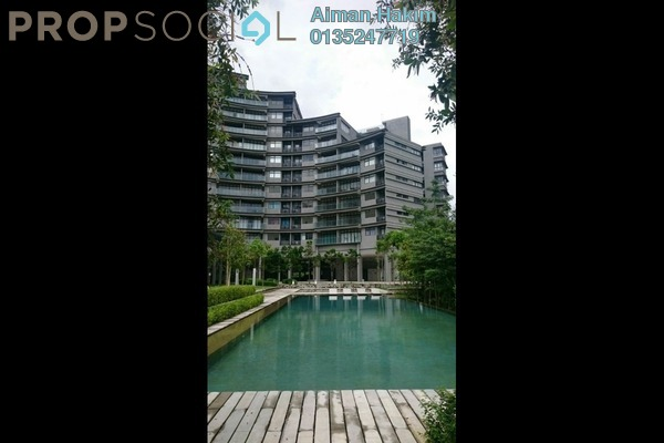 For Sale Condominium at Mirage By The Lake, Cyberjaya Freehold Fully Furnished 3R/2B 1.2m