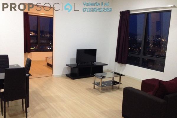 For Rent Condominium at You One, UEP Subang Jaya Freehold Fully Furnished 1R/1B 1.8k
