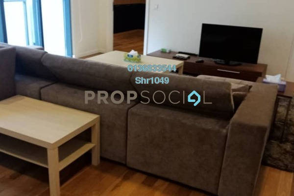 For Rent Condominium at St Mary Residences, KLCC Freehold Fully Furnished 3R/3B 5.2k