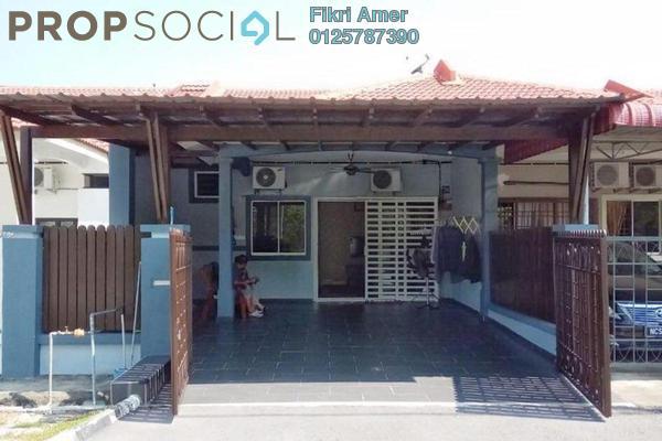 For Sale Terrace at Nusari Bayu, Bandar Sri Sendayan Freehold Unfurnished 3R/2B 290k