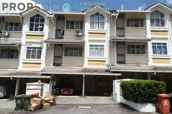 For Sale Townhouse at Precinct 16, Putrajaya Freehold Unfurnished 3R/3B 440k