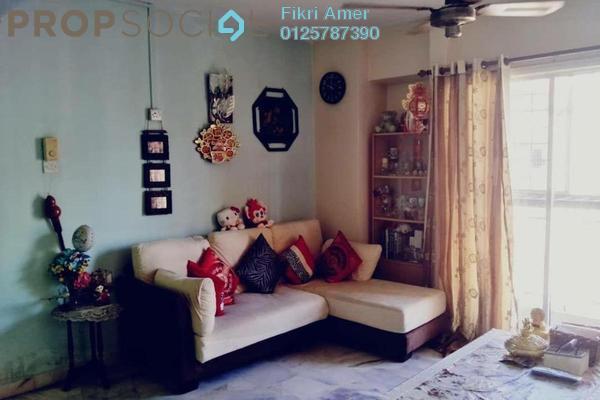 For Sale Apartment at Vista Lavender, Bandar Kinrara Leasehold Unfurnished 3R/2B 240k
