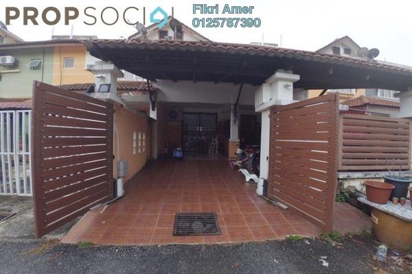 For Sale Terrace at Laman Bakawali, Kota Seriemas Freehold Unfurnished 4R/3B 450k