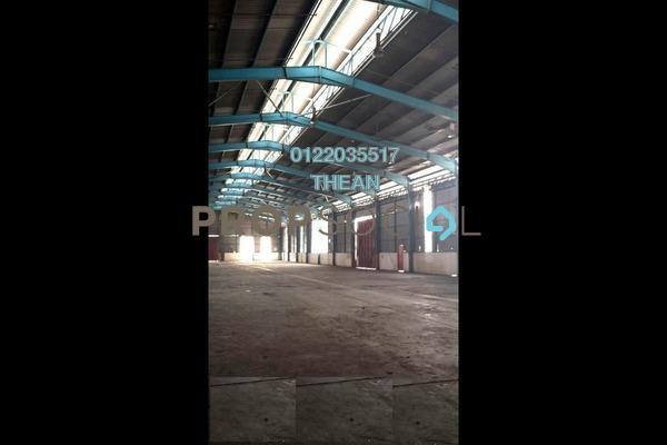 For Sale Factory at Pandamaran Industrial Estate, Port Klang Leasehold Unfurnished 1R/1B 10m