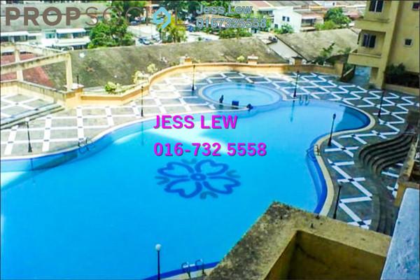 For Sale Condominium at Setapak Ria Condominium, Setapak Freehold Semi Furnished 3R/2B 379k