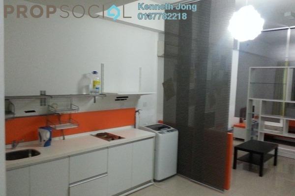 For Rent SoHo/Studio at First Subang, Subang Jaya Freehold Fully Furnished 1R/1B 1.7k