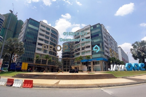For Rent Office at Jaya One, Petaling Jaya Freehold Fully Furnished 0R/0B 2.6k