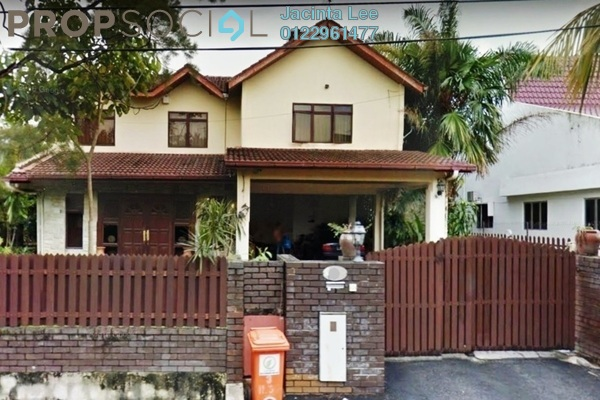 For Sale Bungalow at Section 11, Shah Alam Leasehold Semi Furnished 6R/5B 1.09m