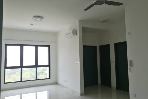 For Rent Condominium at The Link 2 Residences, Bukit Jalil Freehold Semi Furnished 1R/1B 1.6k