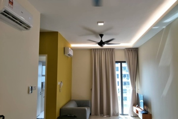 For Sale Condominium at South View, Bangsar South Freehold Fully Furnished 2R/2B 728k