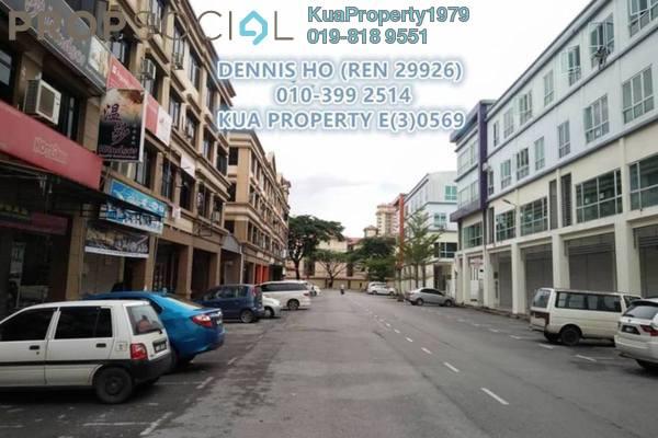 For Rent Apartment at MJC Batu Kawah, Kuching Freehold Unfurnished 2R/1B 580translationmissing:en.pricing.unit