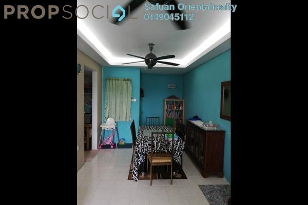 For Sale Apartment at Casa Riana, Bandar Putra Permai Freehold Semi Furnished 3R/2B 290k