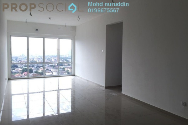 For Sale Condominium at Duta Suria, Ampang Freehold Unfurnished 3R/2B 510k