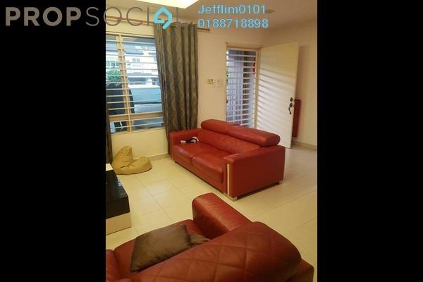 For Sale Terrace at Bandar Teknologi Kajang, Semenyih Freehold Fully Furnished 4R/3B 555k