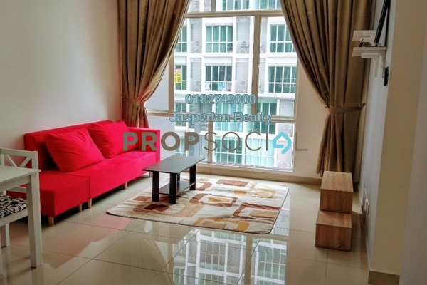 For Rent Condominium at 3Elements, Bandar Putra Permai Freehold Fully Furnished 3R/2B 1.4k