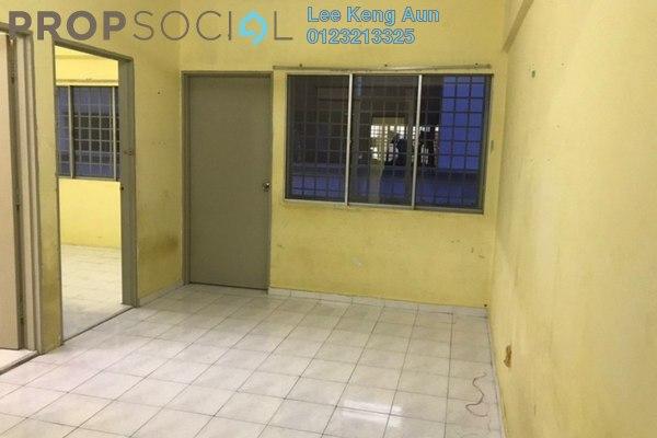 For Sale Apartment at Taman Sentosa, Klang Freehold Unfurnished 3R/0B 150k
