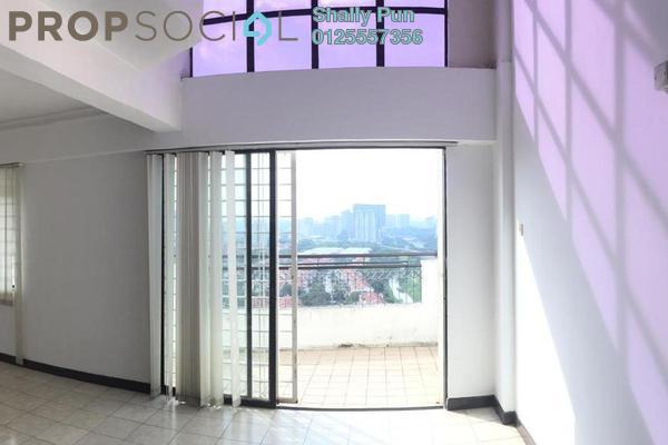 For Sale Condominium at Vista Komanwel, Bukit Jalil Freehold Semi Furnished 5R/3B 750k