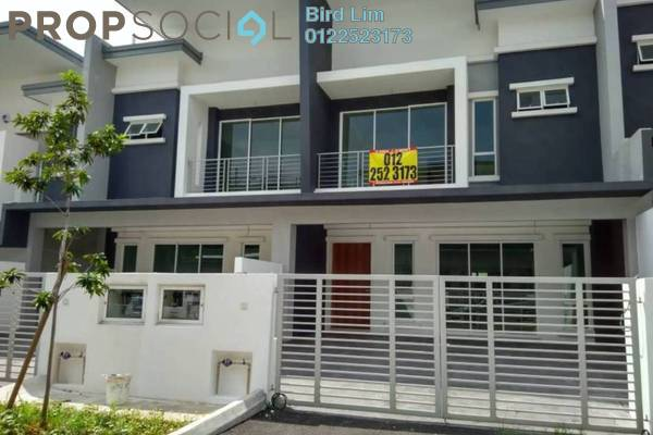 For Sale Terrace at Taman Bukit Mewah, Kajang Freehold Unfurnished 5R/3B 740k