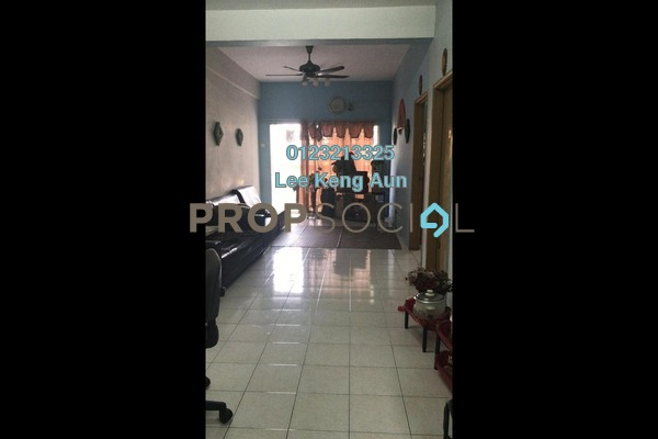 For Sale Apartment at Vista Indah Putra, Klang Freehold Unfurnished 3R/2B 250k