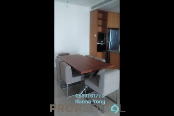 For Rent Condominium at Binjai Residency, KLCC Freehold Semi Furnished 3R/5B 7k