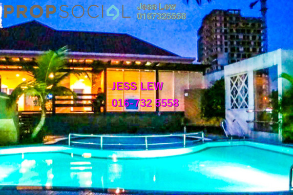 For Sale Condominium at Casa Mutiara, Pudu Freehold Fully Furnished 1R/1B 360k