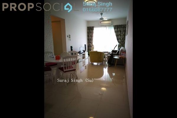 For Rent Condominium at The Regina, UEP Subang Jaya Freehold Semi Furnished 3R/0B 1.7k