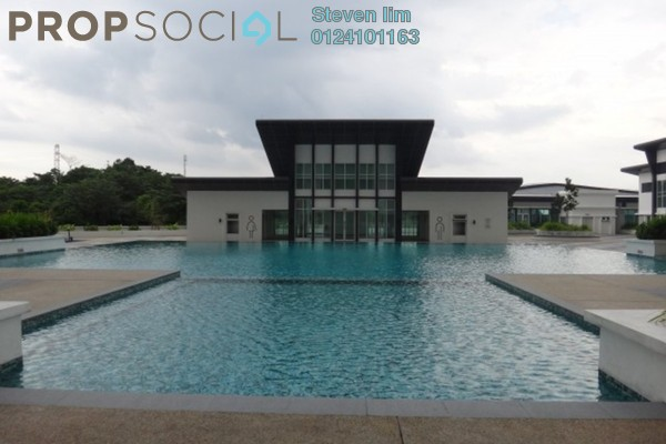 For Sale Serviced Residence at The Domain, Cyberjaya Freehold Unfurnished 3R/2B 490k