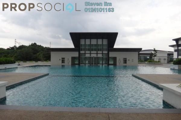 For Sale Condominium at Cyberia Crescent 2, Cyberjaya Freehold Unfurnished 3R/2B 490k
