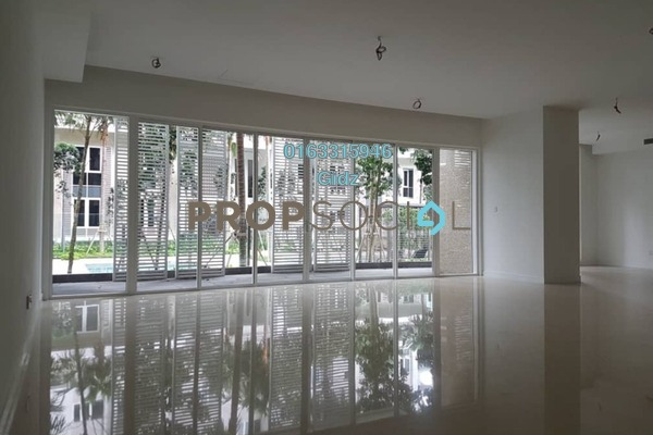 For Rent Condominium at Pavilion Hilltop, Mont Kiara Freehold Semi Furnished 5R/2B 16k