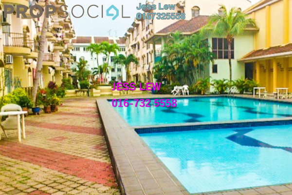 For Sale Condominium at Golden Showers, Klebang Freehold Fully Furnished 3R/2B 240k