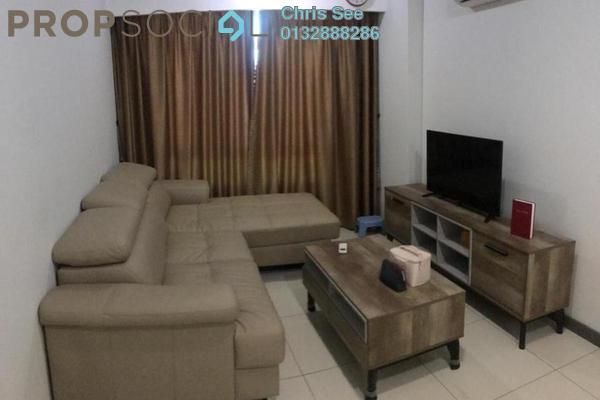 For Rent Condominium at Tiara Mutiara 2, Old Klang Road Freehold Fully Furnished 3R/2B 2k
