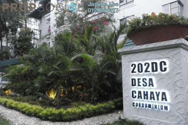 For Sale Condominium at 202 Desa Cahaya, Ampang Hilir Freehold Semi Furnished 4R/4B 770k
