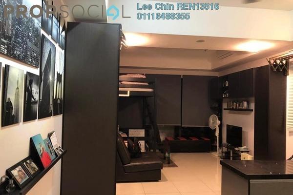 For Sale SoHo/Studio at Icon Residenz, Petaling Jaya Freehold Semi Furnished 0R/1B 480k