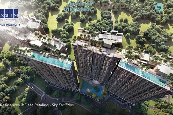 For Sale Condominium at Nidoz Residences, Desa Petaling Leasehold Semi Furnished 4R/2B 767k