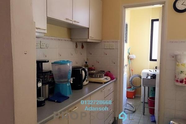 For Sale Apartment at Sri Damansara Court, Bandar Sri Damansara Freehold Semi Furnished 3R/2B 425k