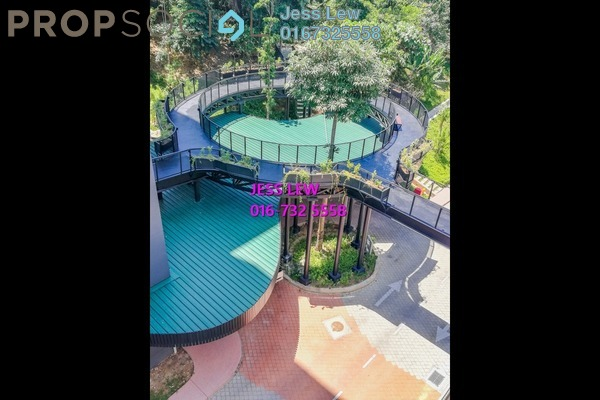 For Sale Condominium at Sutera Pines, Bandar Sungai Long Freehold Semi Furnished 3R/2B 525k